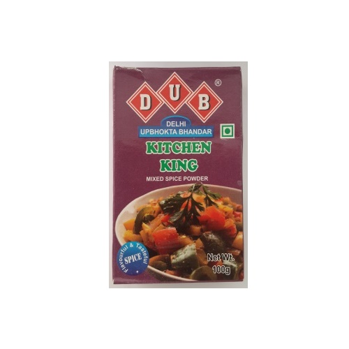 DUB Delhi UPBHOKTA BHANDAR KITCHEN KING/100g.