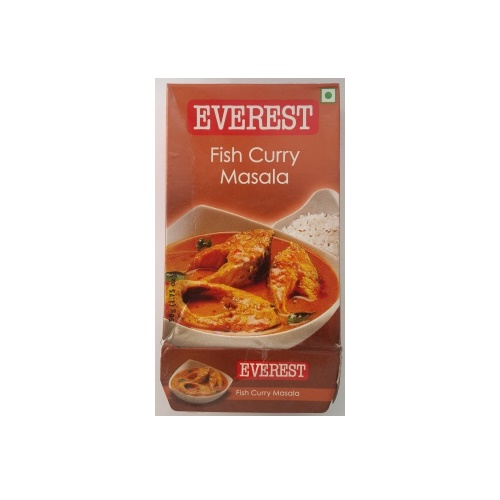 EVEREST Fish Curry Masala/50g.