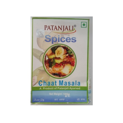 Patanjali Spices Chaat Masala/100g.