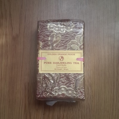 Pure Darjeeling Tea/100g.